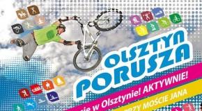 Już w sobotę Inauguracja Olsztyn Aktywnie!