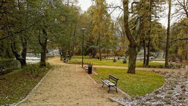 Park Podzamcze