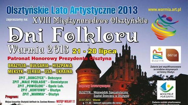 dni folkloru2013th