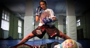 Joanna Jędrzejczyk Mistrzynią Europy Muay Thai
