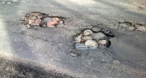 Remonty cząstkowe olsztyńskich dróg