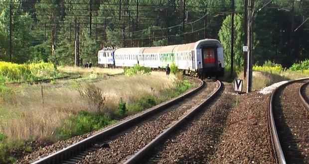 Tragiczny wypadek na torach w Olsztynie