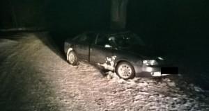 Nadal trudna sytuacja na drogach powiatu. Policjanci apelują o ostrożność