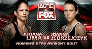 Joanna Jędrzejczyk zwycięża w swoim debiucie w UFC