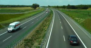 Zakończyły się prace na budowie drogi krajowej nr 16 na odcinku Biskupiec – Borki Wielkie