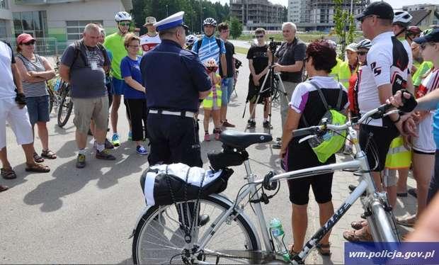 policja-rowery