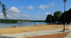 """Plaża Miejska – Centrum Rekreacyjno-Sportowe """"Ukiel"""" <i class=""""icon-camera""""></i>"""