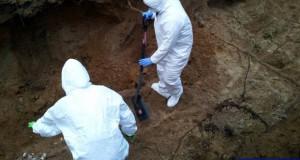 Policjanci CBŚ odnaleźli szczątki mężczyzny zamordowanego 15 lat temu