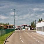 Zmiana organizacji ruchu na przejściu granicznym w Bezledach