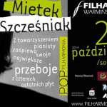 Mieczysław Szcześniak w Filharmonii Warmińsko Mazurskiej