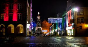 """Mieszkańcy Olsztyna mogą już poczuć świąteczną atmosferę <i class=""""icon-camera""""></i> <i class=""""icon-film""""></i>"""