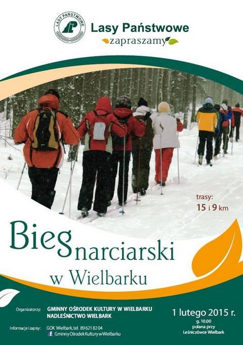 Bieg narciarski w Wielbarku @ Polana przy Leśniczówce Wielbark