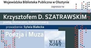 Spotkanie z Krzysztofem Szatrawskim