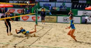 Mistrzostwa Świata w Siatkówce Plażowej w Olsztynie!