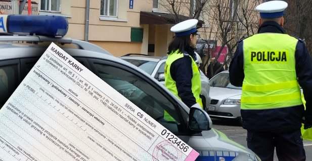 policja-mandat