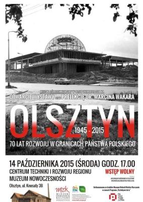 plakat-wystawa-olstzyn-70-lat