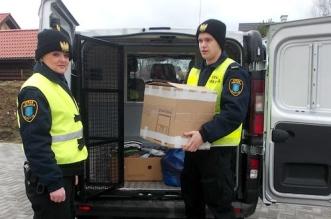 fot. Straż Miejska w Olsztynie