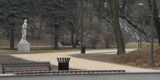 Park Podzamcze / Zdjęcie jest tylko ilustracją do tekstu