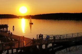 ukiel-jezioro-zachod