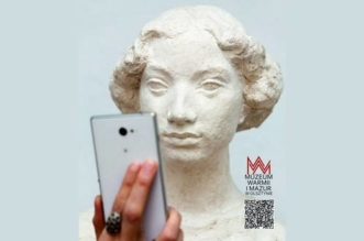 museum-selfie