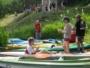 Wodne imprezy cieszą się dużą popularnością wśród mieszkańców powiatu braniewskiego Fot. Starostwo Powiatowe w Braniewie