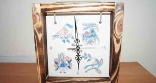 III miejsce - Czas na Warmię i Mazury - zegary 2- autor Eleonora Toś