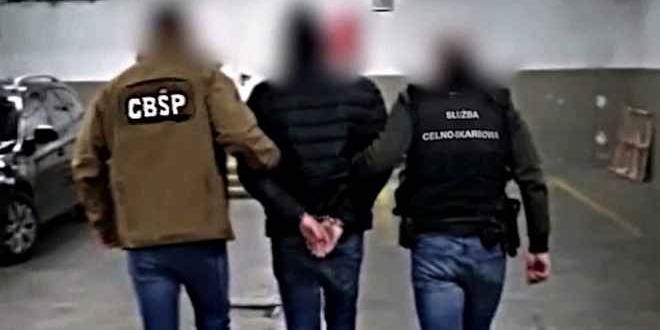 fot. /video: KAS w Olsztynie, CBŚP