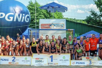 fot. PGNiG Summer Superliga G. Trzpil