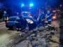Groźny wypadek na ul. Bartąskiej